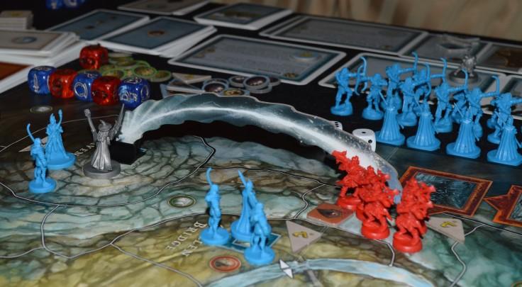 Jogo de Tabuleiro - A Guerra dos Tronos: Board Game -Cartas de Casa