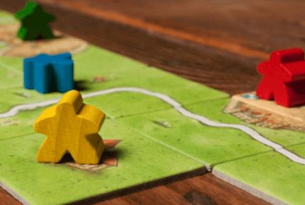 Carcassonne – Colinas e Ovelhas