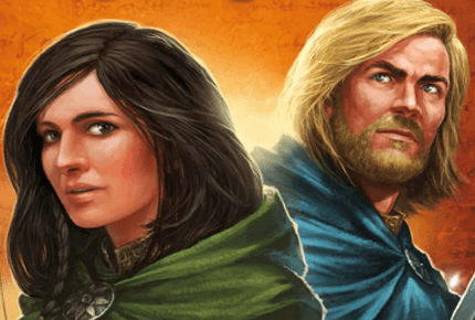 As Lendas de Andor – Chada e Thorn
