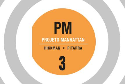 Projeto Manhattan – Volume 3