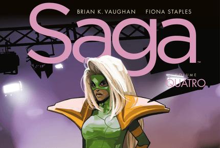 Saga – Volume 4