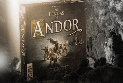 As Lendas de Andor: A última esperança